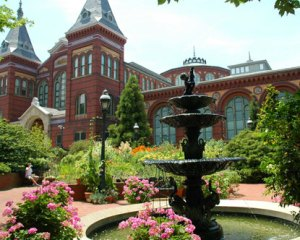 Smithsonian Gardens, Washington, DC.