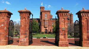 NOW: The Enid A. Haupt Garden, 2012. The garden opened to the public on May 22, 1987.