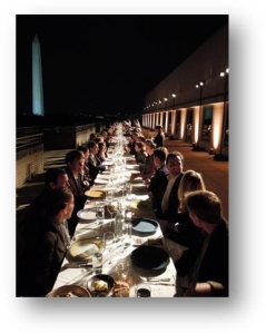 Outstanding in the Field Dinner at NMAH