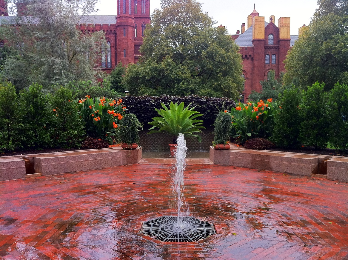 The Fountain Garden Smithsonian Gardens