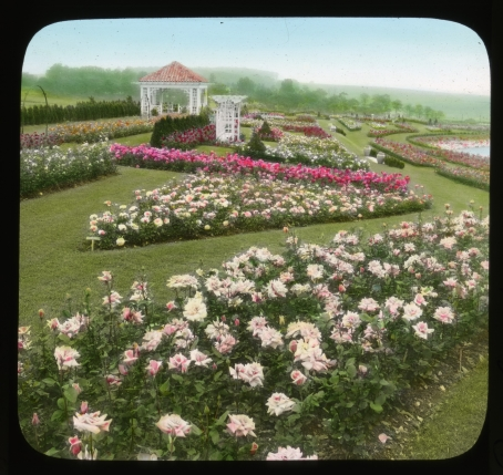 Hershey Rode Gardens, Archives of American Gardens