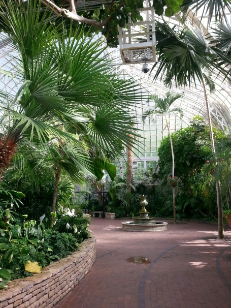 The Franklin Park Conservatory