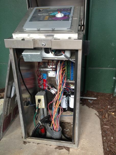 Maxicom irrigation controller