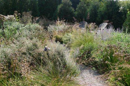 Gravel Garden - Olbrich